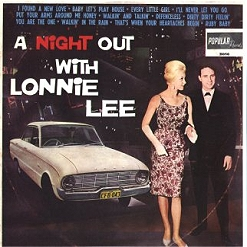 A Night Out with Lonnie Lee LP